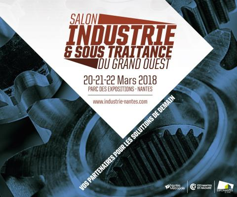 Actiled participe au salon industrie sous traitance - Chambre commerce nantes ...