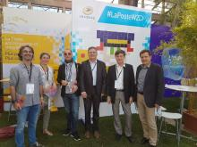 actiled au web2day 2017 stand La Poste